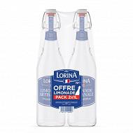 Lorina limonade artisanale 2x1l