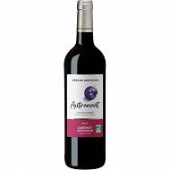 Autrement bio cabernet sauvignon rouge 2020 75cl 13.5%vol