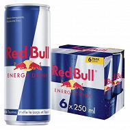 Red bull regular 6x250ml