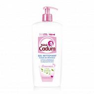 Cadum Bébé Gel corps et cheveux sans savon 750ml