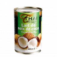 Thai héritage lait de noix de coco 400ml