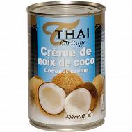 Thai héritage crème de coco 400ml