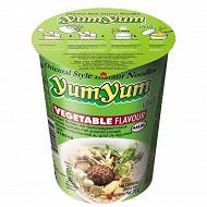 Yum yum soupe nouilles bol legumes 70g
