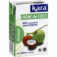 Kara crème de coco 400ml