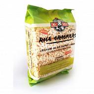 Mr Min rice crackers 100g