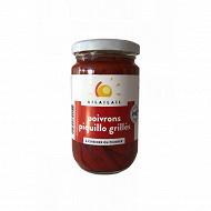 Ail ail ail poivrons grillés piquillo pot 270g