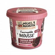 Michel et Augustin mousse au chocolat noir 245g