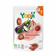 Yooji purée de ratatouille bio surgelés dès 9 mois 480g
