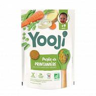 Yooji purée printanière bio 9 mois et plus 480g (24 galets de 20g)