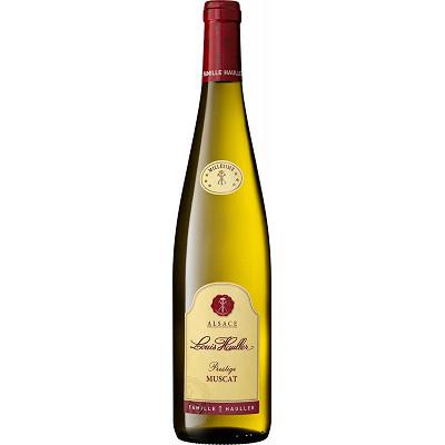 Hauller Muscat d'Alsace Cuvée Prestige Claude Hauller 12.5% Vol.75cl