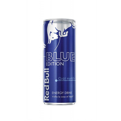 Red Bull Red Bull Blue Edition 250ml