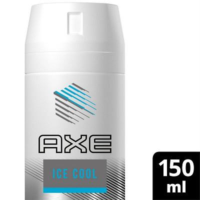 Axe Axe Ice Cool déodorant atomiseur anti-transpirant homme menthe glaciale & citron spray 150ml