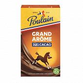 Poulain grand arôme 32% de cacao 250g
