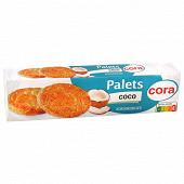 Cora palets coco 125g