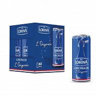 Lorina limonade boite 4x33cl