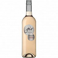 Gio IGP Pays d'OC rosé cabernet 2020 75cl 13.5%vol