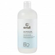 Avaé eau micellaire certifiée bio 500ml