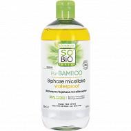 So'bio bi-phase micellaire bambou coe 50ml