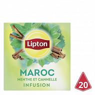 Lipton infusion maroc x20 40g