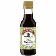 Kikkoman sauce soja fr bio150 ml