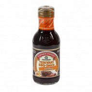 Kikkoman sauce teriyaki barbecue & miel 250ml