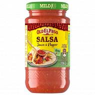 Old El Paso sauce salsa original saveur douce 226g