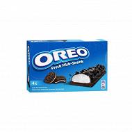 Oreo fresh milk-snack 4x32g