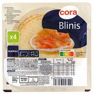 Cora blinis 4x50g