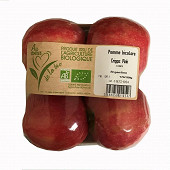 Pomme cripps pink barquette 4 fruits