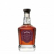 Jack Daniel's single barrel rye 70cl 45%vol