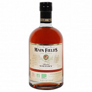 Main Fields whisky bio 70cl 40%vol