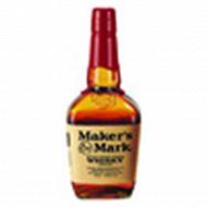 Maker's Mark bourbon 70cl 45%vol