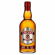 Chivas régal whisky 12 ans 70cl 40%vol