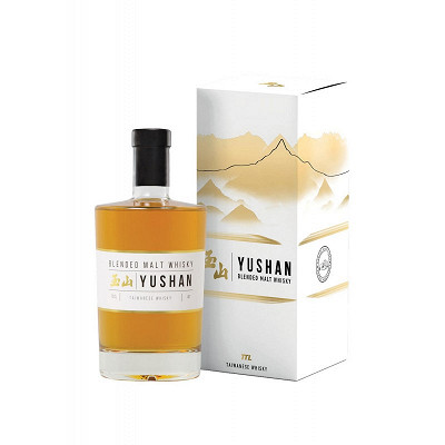Yushan Yushan taiwanese blended malt whisky 70cl 40%vol + étui