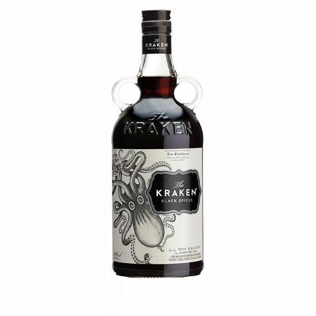 The Kraken black spiced 70cl 40%vol