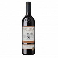 Mythique languedoc rouge 75cl 13.5%vol