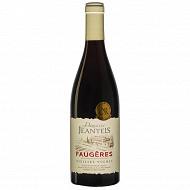 Faugères Rouge Vieilles Vignes Domaine Jeantels 13.5% Vol.75cl