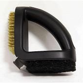 Verciel brosse 3 fonctions poignées plastique réf 461118 PR