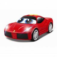 Ferrari light and sound
