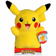 Peluche Pokemon 30cm Pikachu