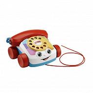 Le téléphone animé
