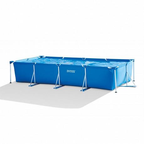 Kit piscinette tubulaire 4m50 x 2m20 x 84cm