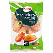 Cora madeleines nature 500g