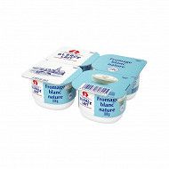 Alsace Lait fromage blanc 20% mg 4x100g