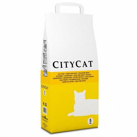 Litière city cat 5kg