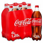 Coca-Cola pet 6x1.25l
