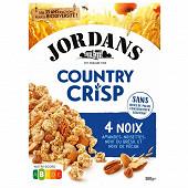 Jordans country crisp noix 550g
