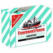 Fisherman's friend multipack de 3 sachets de 25g sans sucres menthe