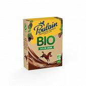 Poulain bio poudre 34% de cacao 350g