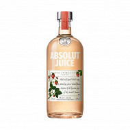 Absolut juice stawberry 50cl 35%vol